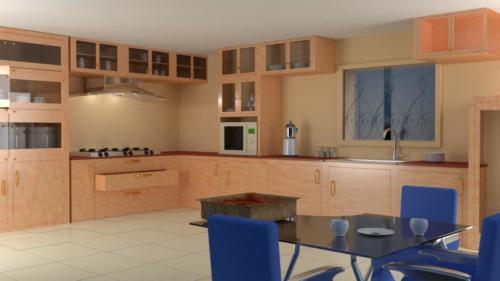 Kitchen Distant